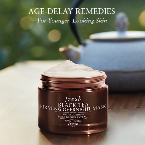 Fresh Black Tea Overnight Mask