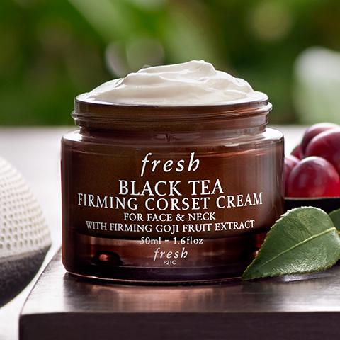 Fresh Black Tea Firming Corset Cream Livelymoo